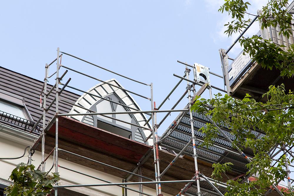 Dachgeschossausbau in Berlin