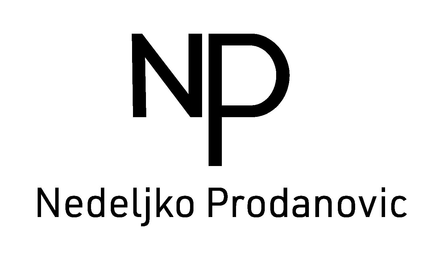 Nedeljko Prodanovic Logo